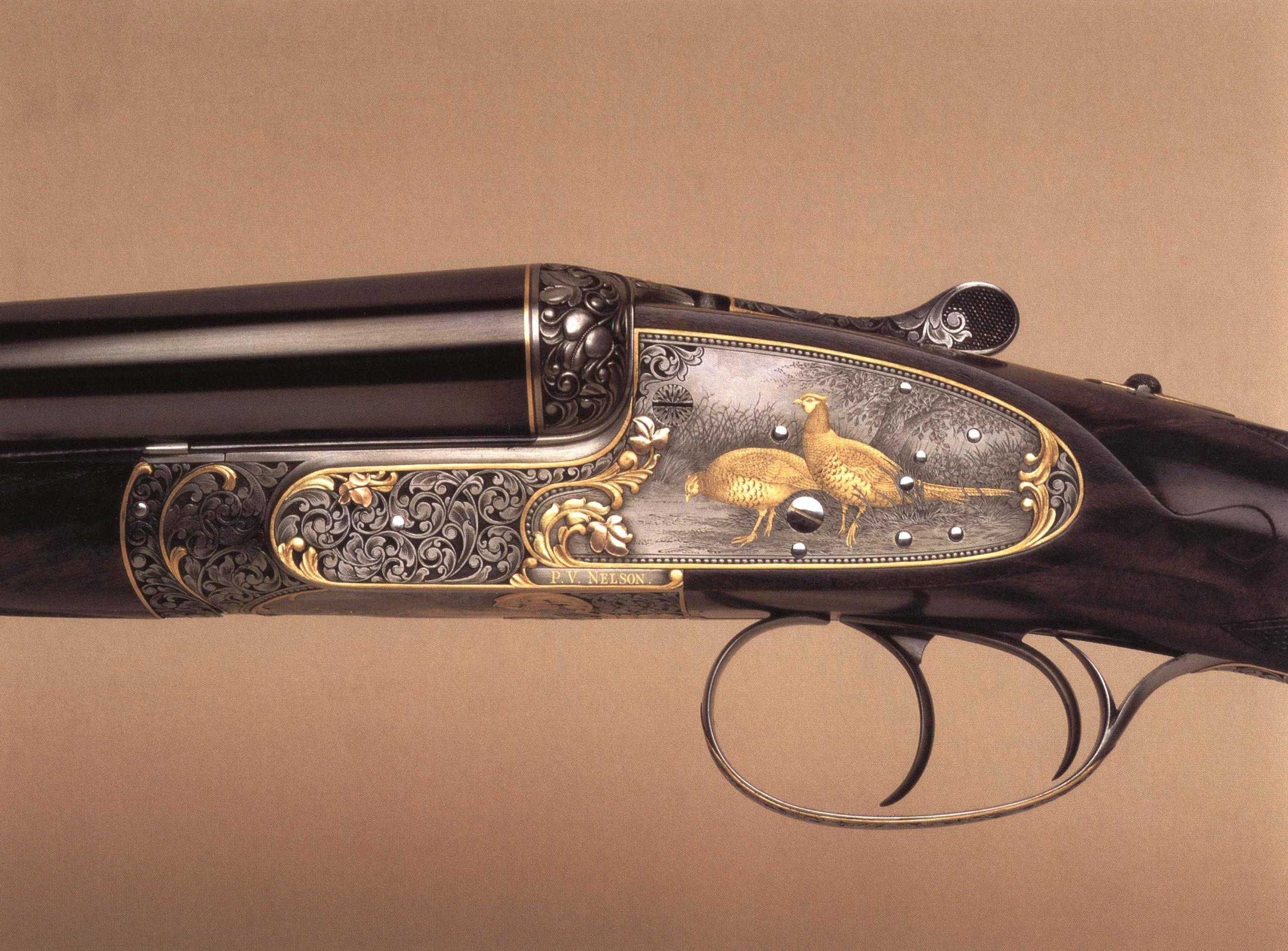 Купить старинное ружье функ