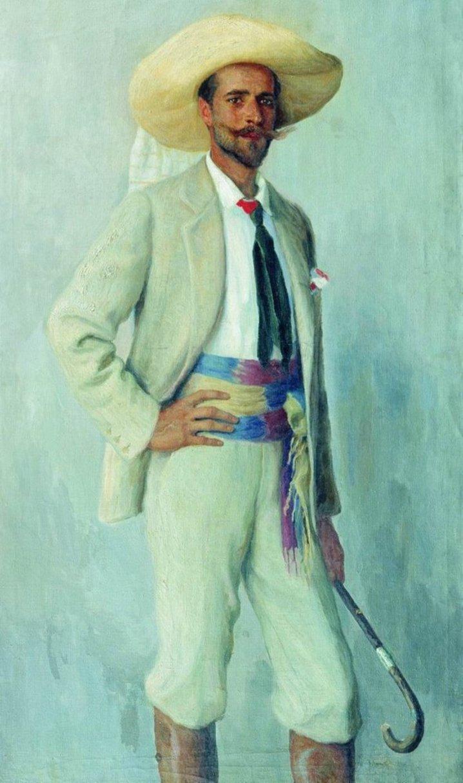 А.К. Горчаков 1904 год