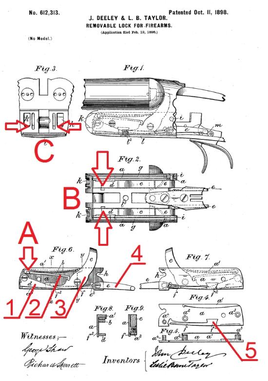 Дроплок - патент