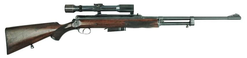 Holek Semi-Auto Rifle